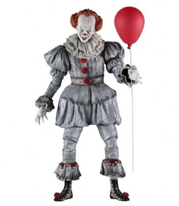 IT 1/4 SCALE ACTION FIGURE PENNYWISE (SKARSGÅRD)